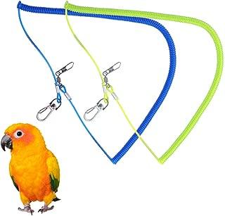 Best leg leash for birds Reviews