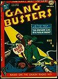 Gang Busters #2 1948-DC Comics- Public Enemy- Golden Age VG