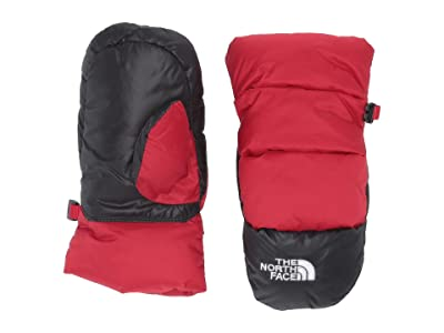 The North Face Kids Nuptse Mitt (Toddler) (TNF Red) Ski Gloves