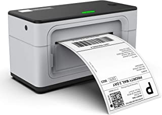 USB Label Printer, MUNBYN UPS 4 6 Thermal Shipping Label Address Postage Printer for Amazon, Ebay, USPS, Shopify, FedEx Labeling, One Click Set up, Work with Windows, Mac System