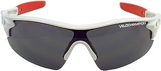 VeloChampion Kids Unisex Verano niño niña Junior Deportes Warp Ciclismo Moda Gafas de Sol Frescas Tonos UV400 UVA UVB Categoría 3 protección