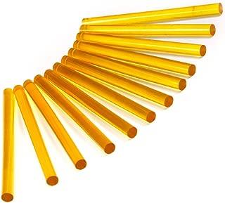 12 pcs X Hair Extensions Keratin Glue Bond Gun Sticks