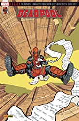 Marvel Legacy - Deadpool n°3 de Mike Hawthorne