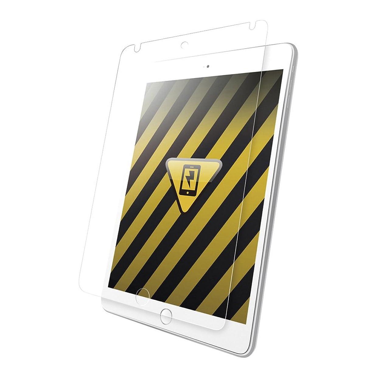 ベル医療過誤ヒューマニスティックBUFFALO iPad mini 4専用 耐衝撃フィルム スムースタッチタイプ BSIPD715FAST