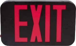 low voltage exit sign