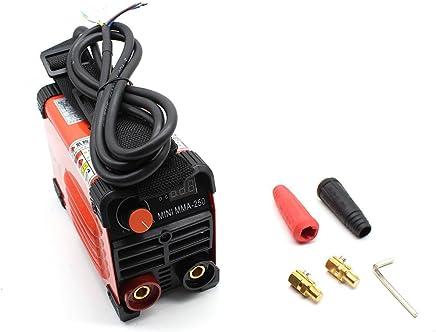 Mini 160 A electrodo sudor dispositivo MMA IGBT electrodos inverter electrodos de soldadura Inverter profesional Soldadura