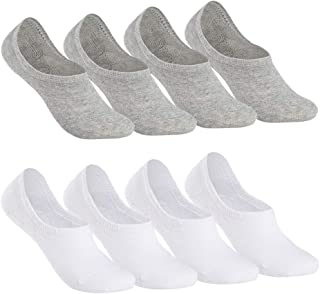 Calcetines Invisibles Tobilleros Mujer hombre 8 Pares