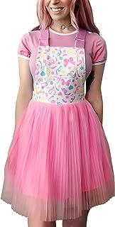 Overall Skirt Romper – Confetti Princess Overall Skirt