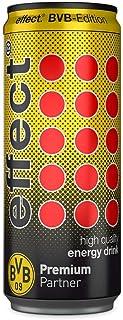 effect Energy Drink Classic BVB Edition, 24er Pack  24 x 0,33 l  EINWEG