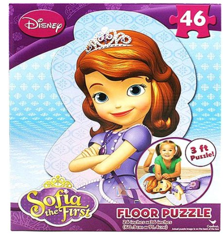 Disney Sofia the Floor Puzzle [46 Pieces]