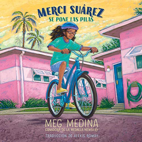Merci Suárez se pone las pilas [Merci Suárez Gets It Together]  By  cover art