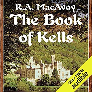 The Book of Kells audiobook cover art