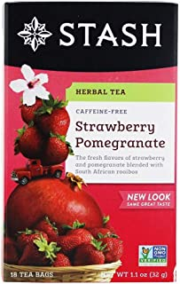 Strawberry Pomegranate 18 Bags
