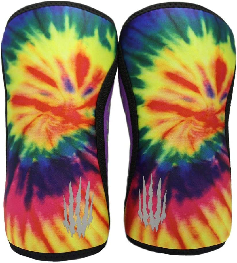 New Knee 55% OFF Sleeve Tie Dye Large - Limited Special Price 13.5
