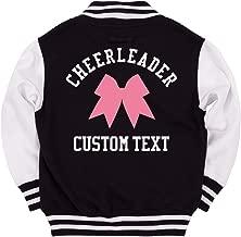 cheer letterman jacket