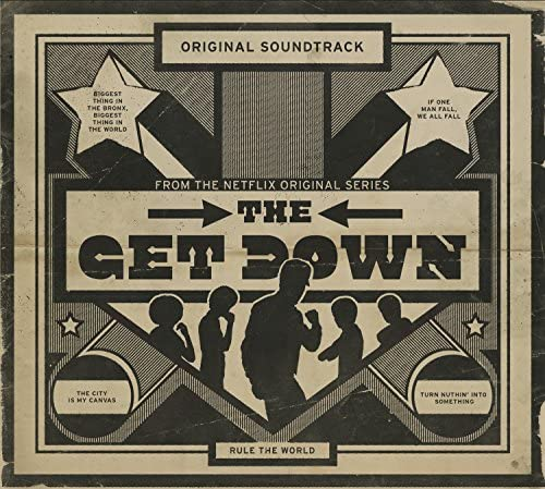 The Get Down Original Soundtrack From The Netflix Original Series Deluxe Version product image