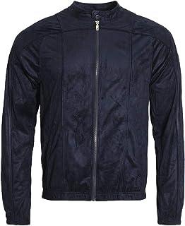 Fila Men's Terrinda Archive Track Jacket, Blue