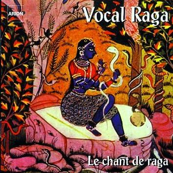 Le chant du Raga