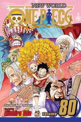 One Piece, Vol. 80: Opening Speech