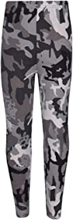 A2Z 4 Kids Kinder Mädchen Legging Designer Camouflage Aufdruck Modisch & Mode Leggings Alter 5 6 7 8 9 10 11 12 13 Jahre