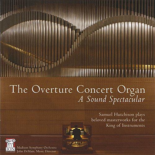 Overture Concert Organ:Sound S