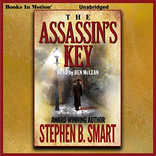 The Assassin's Key audiobook cover art