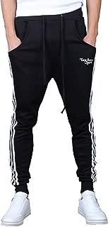Mens Jogging Pants Tracksuit Bottoms Running Trousers Hiphop Dance Jogger