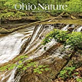 Ohio Nature 2021 12 x 12 Inch Monthly Square Wall Calendar with Foil Stamped Cover, USA United States of America Midwest State Nature