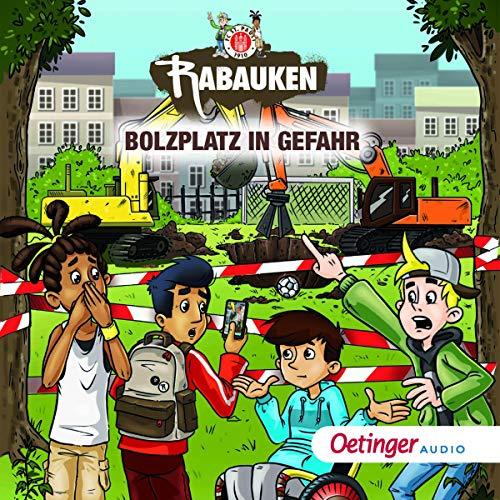 Die St. Pauli Rabauken 2 cover art