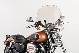 Slipstreamer SS-10-T Motorcycle Windshield, Smoke