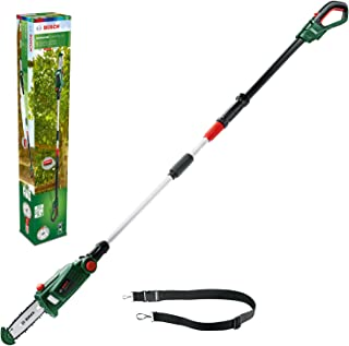 Bosch Cordless Telescopic Chainsaw Universal Chain Pole 18 (Without Battery, 18 Volt System, in Box)