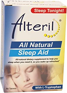 Sponsored Ad - Alteril - Sleep Aid All Natural - 60 Tablets