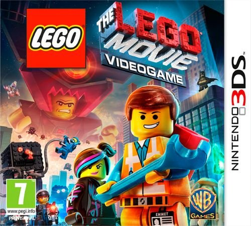 LEGO The Movie Videogame (Nintendo 3DS)