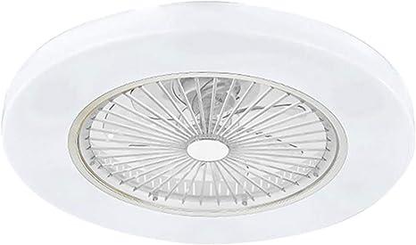 Fan Plafoniera Con Illuminazione LED Telecomando Luce Del Ventilatore Silenzioso Fan 36W Lampada Da Soffitto Dimmerabile Camera Dei Bambini Camera Letto Soggiorno Lamp Interna