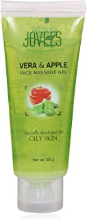 Jovees Apple & Vera Face Massage Gel 100g
