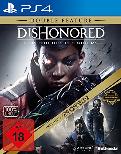 Dishonored: Der Tod des Outsiders Double Feature (inkl. Dishonored 2) [Importación alemana]