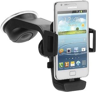 iGRIP T5 30500 Charging Dock   Universal Halterung mit Micro USB Anschluss   für z. B. Samsung, HTC, Nokia, Sony [5 Jahre Garantie   Made in Germany   360 Grad drehbar   vibrationsfrei]