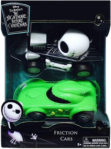 Disney Nightmare Before Christmas Friction Cars Jack Skellington  Oogie Boogie