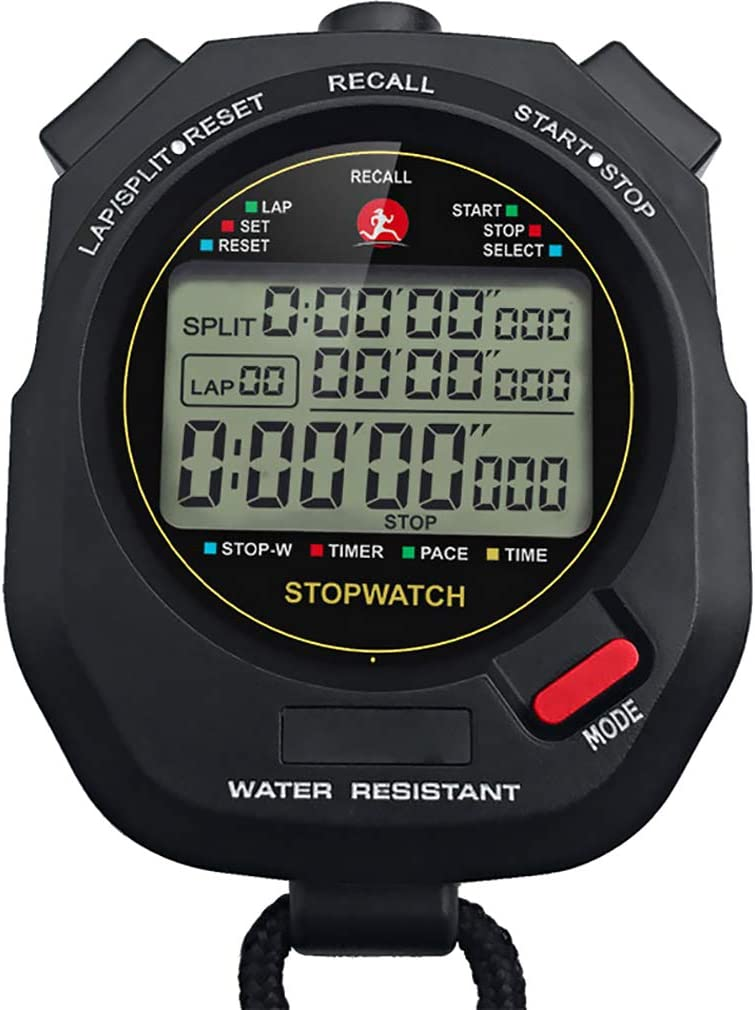 BALMOST Japan's largest assortment Professional Stopwatch Timer OFFer for Track Sports S Digital