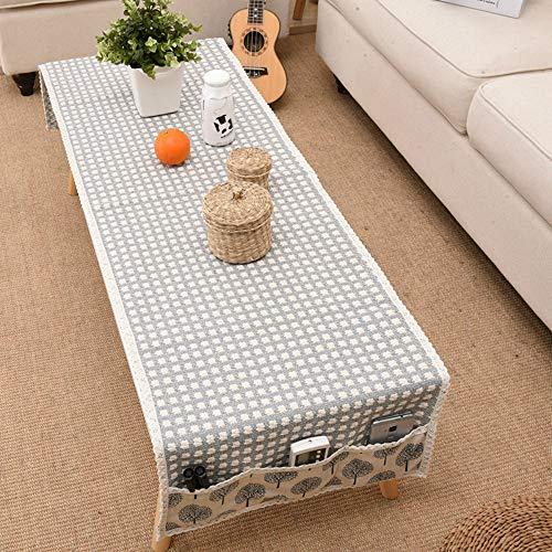 YOUYUANF Einfache und Elegante Heimtextilien für drinnen und draußen50 x 180cm