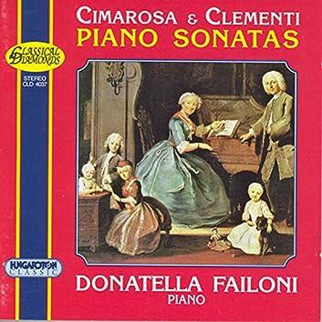Cimarosa: 31 Keyboard Sonatas / Clementi: Piano Sonata in C Major, Op. 37, No. 1