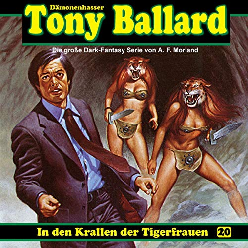 In den Krallen der Tigerfrauen cover art