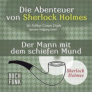 Der Mann mit dem schiefen Mund (Die Abenteuer von Sherlock Holmes) Titelbild