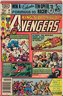 Best king size annual avengers 10 Reviews