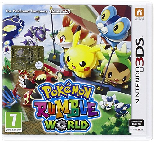 Nintendo Sw 3DS 2232149 Pokemon Rumble World