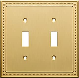 Amazoncom Gold Wall Plates Wall Plates Accessories Tools