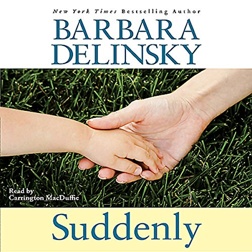 Suddenly audiobook cover art