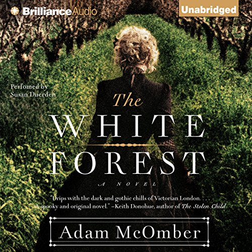 The White Forest audiobook cover art