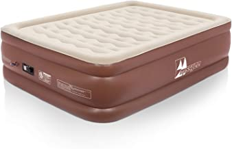 Missyee Inflatable Queen Air Mattress with Built-in Pump - 22