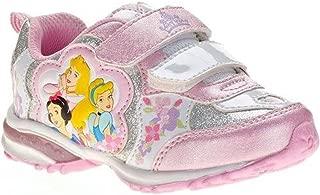 Disney Princess Aurora Cinderella Girl Non-Light Up Shoes Size 10
